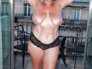 Olga BBW signora di Venezia cerca uomini focosi